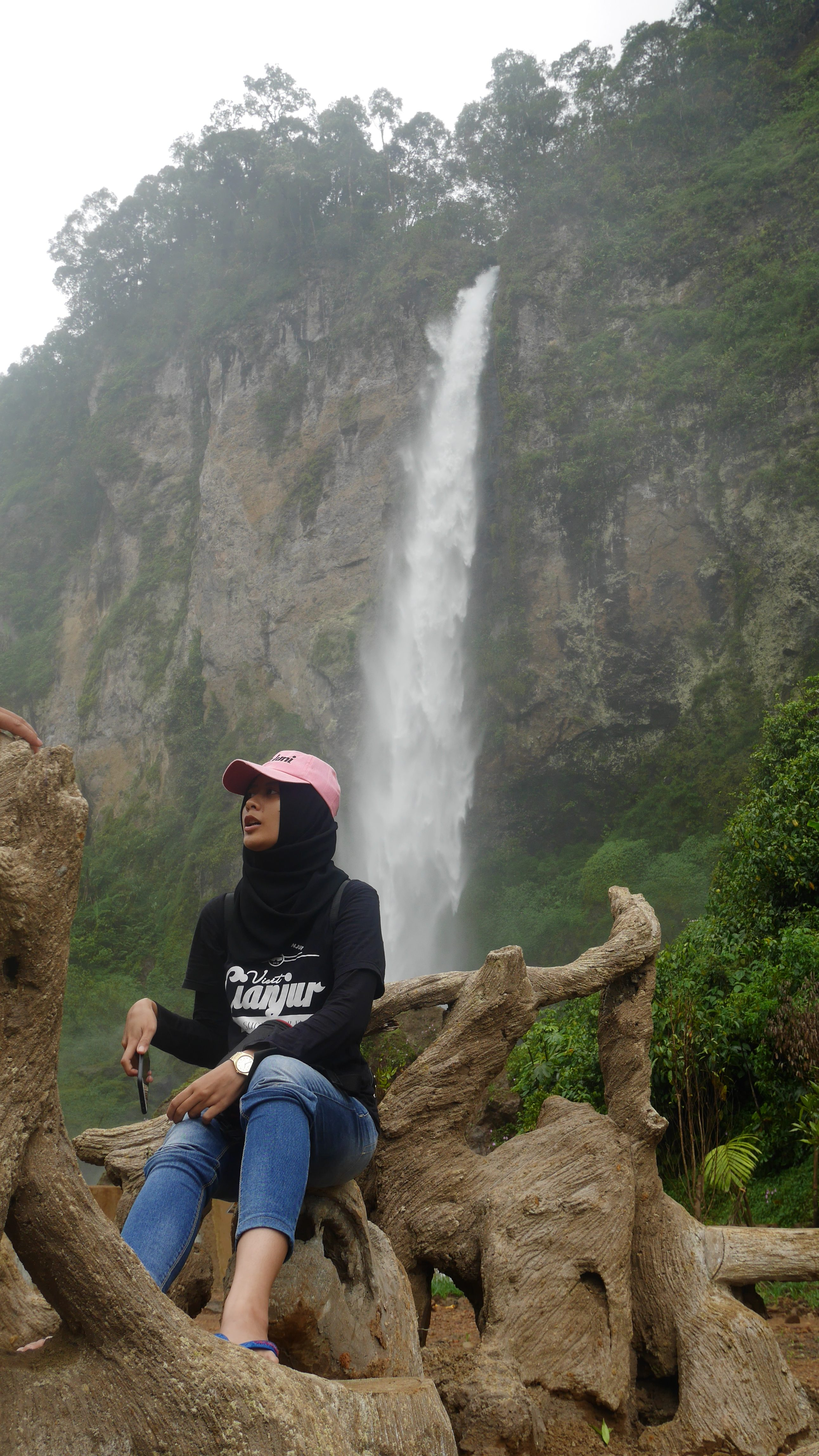 tour curug ngebul bersama sukut on the track