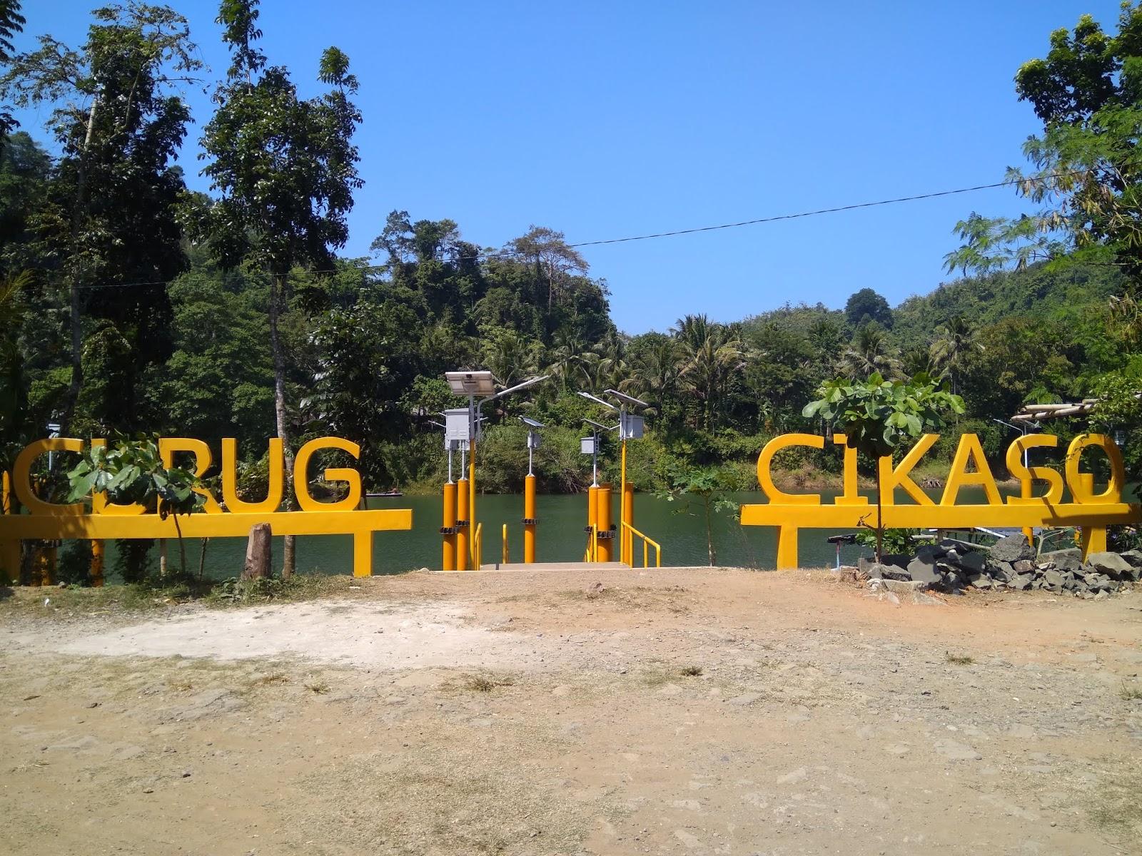Curug Cikaso Jampang Sukabumi - Info Wisata, Kuliner dan Lifestyle