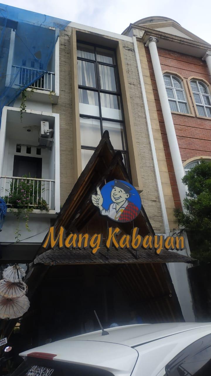 Nasi Liwet Mang Kabayan Sukabumi