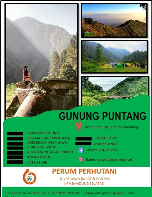 Tempat Liburan Terbaik di Bandung, Jawa Barat