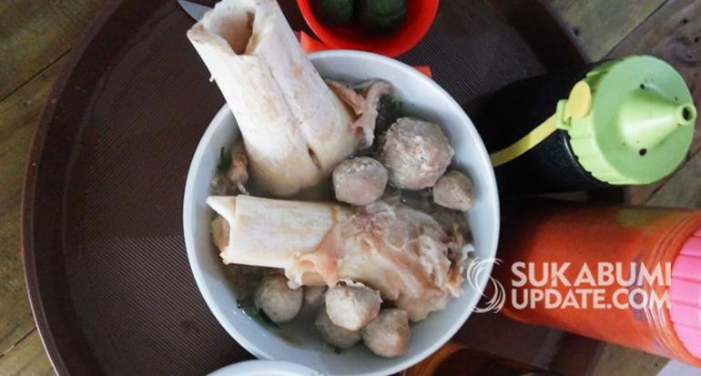 Bakso Balungan Sukabumi Super Lezat