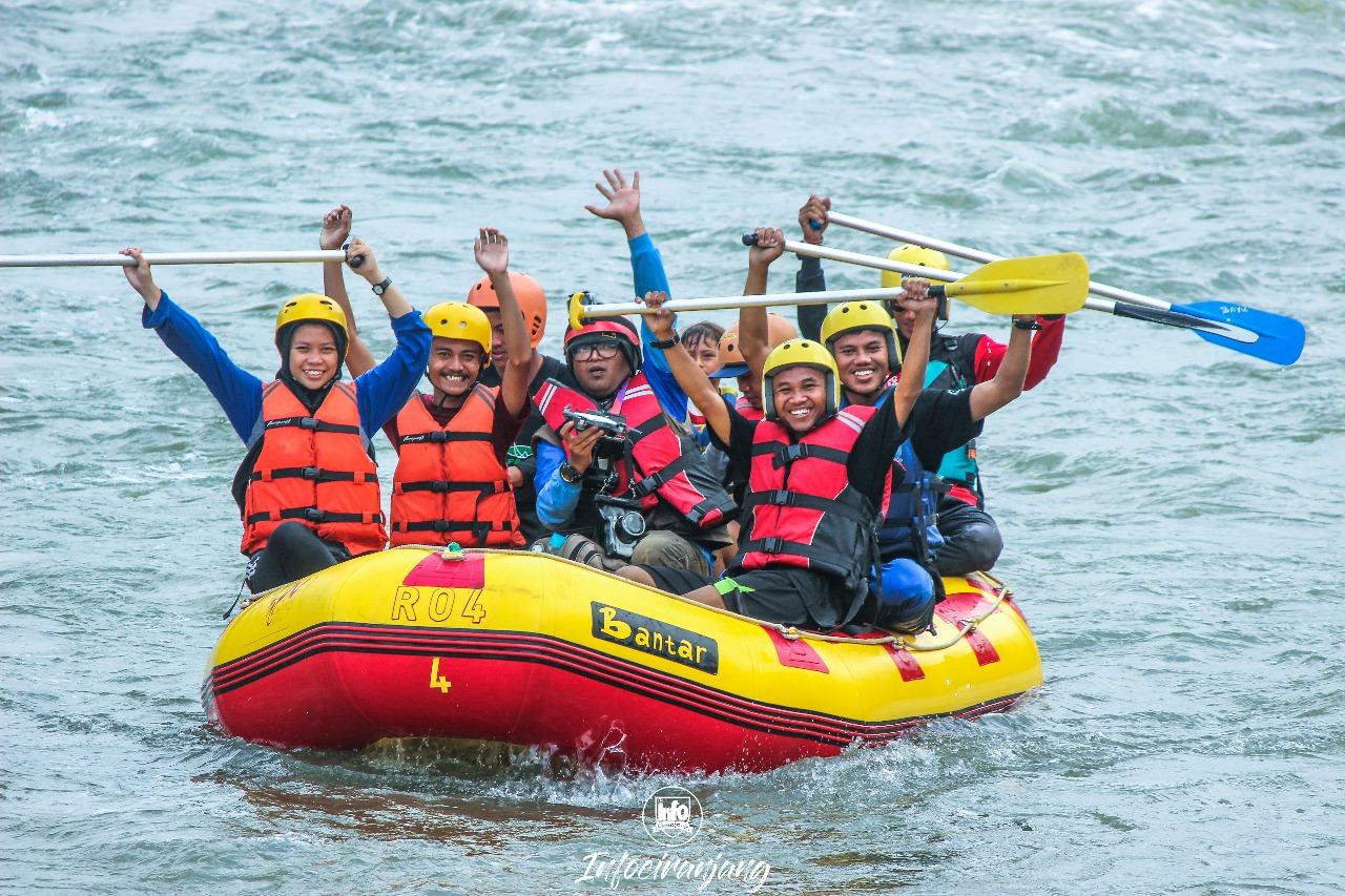 Tempat Rafting Terbaik di Cianjur