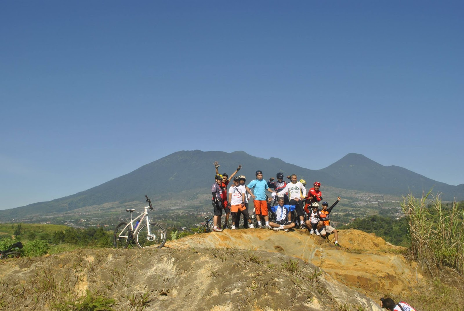Track Gowes Paling azib di cianjur