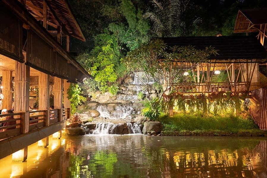 Wisata Kuliner Rame-Rame, Tempat Makan Siang di Bogor dengan Suasana Pedesaan
